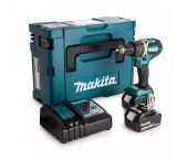 Makita DDF484RT3J 18V Li-Ion accu Boor-/schroefmachine set (3x 5,0Ah accu) in Mbox