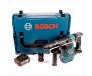 Bosch GBH 18V-26 F SDS-plus Combihamer set (2x 6,0Ah accu) in L-Boxx - 2,6J - koolborstelloos - 0611910002
