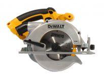 DeWalt DC390N 18V Li-Ion Accu cirkelzaag body - 165mm - DC390N-XJ