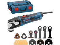 Bosch GOP 55-36 Multitool + accessoires in L-Boxx - 550W - variabel - 0601231101