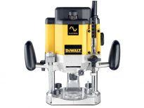 "DeWalt DW625E Invalfrees in koffer - 2000W - 12mm - 1/2"" - 1/4"" - variabel - DW625E-QS"