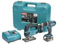Makita 824901-6 gereedschapskoffer voor LXT231