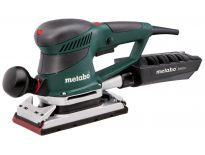 Metabo SRE 4350 TurboTec Vlakschuurmachine in Metaloc - 350W - 92 x 184mm - 611350700