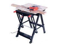 Black & Decker WM1000 opvouwbare werktafel - workmate