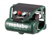 Metabo Power 250-10 W OF Compressor  - 1500W - 10L - 100 l/min - 601544000