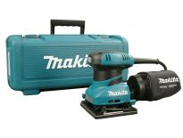 Makita BO4555K Vlakschuurmachine in koffer - 200W - 112 x 102mm