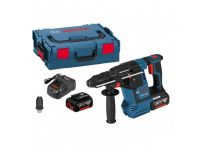 Bosch GBH 18V-26 F 18V Li-Ion Accu SDS-plus combihamer set (2x 6.0Ah accu) in L-Boxx - 2,6J - koolborstelloos - 0611910002
