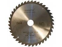Metabo 628060000 Precision Cut Cirkelzaagblad - 216 x 30 x 40T - Hout / MDF