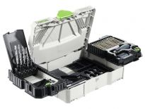 Festool 497628 / SYS1 CE-SORT 98 delige montageset in Systainer