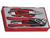 Teng Tools TT440 4 delige tangenset
