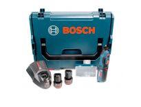 Bosch GRO 10,8 V-LI 10,8V Li-Ion accu multitool set (2x 2.0Ah accu) in L-Boxx  - 06019C5001