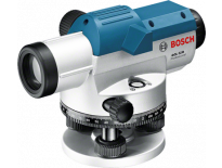 Bosch GOL 20 D Optisch waterpastoestel met vergrotingsfactor  - 60mm - in koffer - 601068400