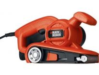 Black and Decker KA86 Bandschuurmachine - 720W - 75 x 457mm - KA86-QS