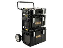 DeWALT DS Tough System 1-70-349 compleet DS150 + DS300 + DS400 + trolley