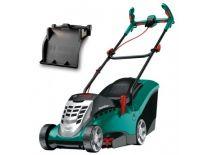 Bosch Groen 06008A4105 ROTAK 37 grasmaaier met handschoenen en multi mulch - 1400W