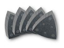 Fein 63717109035 50 delige schuurpapier set geperforeerd - K60/80/120/180/240