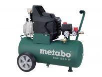 Metabo Basic 250-24 W Compressor - 1500W - 24L - 95 l/min - 601533000