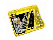 Stanley 4-94-648 FatMax 13 delige steek-/ringsleutel set