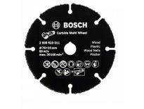 Bosch 2608623011 Doorslijpschijf - 76 x 10 x 1mm - multi
