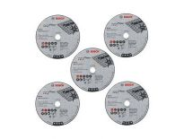 Bosch 2608601520 Expert Doorslijpschijf - 76 x 10 x 1mm - inox