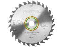 Festool 496302 / 160x2,2x20 W28 Cirkelzaagblad - 160 x 20 x 28T - Hout