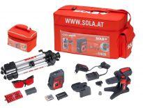 Sola IOX5 Punt-/lijnlaser set in tas - 71016601