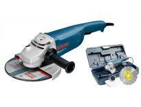 Bosch GWS 22-230 H Haakse slijper incl. diamantzaagblad - 2200W - 230mm - 0615990DD8