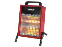 Eurom Industrial Heating Lamp - 230V - 200 x 250 x 300mm  - 332100