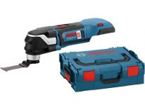 Bosch GOP 18 V-28 18V Li-Ion accu multitool body in L-Boxx - koolborstelloos - 06018B6001