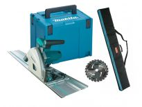 Makita SP6000J1X Invalzaag incl. geleiderail in tas en extra zaagblad (24T) in Mbox - 1300W - 165mm