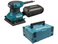 Makita BO4555J Vlakschuurmachine in Mbox - 200W - 112 x 102mm