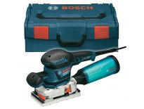 Bosch GSS 230 AVE Vlakschuurmachine in L-Boxx - 300W - 92 x 182mm - 0601292801