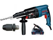 Bosch GBH 2-26 DFR SDS-plus Combihamer incl. snelspanboorkop in koffer - 800W - 3J - 0611254768