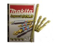 Makita 4 delige impact gold bitset (wtg bb)