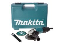 Makita GA4530KD Haakse slijper incl. diamantzaagblad in koffer - 720W - 115mm