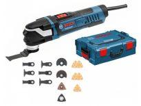 Bosch GOP 30-28 Multitool + accessoires in L-Boxx - 300W - variabel - 0601237000