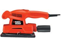 Black and Decker KA300KAX Vlakschuurmachine - 135W - 91 x 189mm - KA300-QS