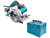 Makita HS6601J Cirkelzaag in Mbox - 1050W - 165mm
