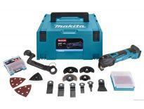 Makita DTM41ZJX3 14,4V Li-Ion accu multitool body in Mbox + 42 delige accessoireset - snelwissel