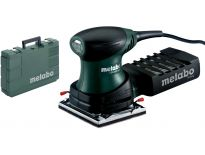Metabo FSR 200 Intec Vlakschuurmachine in koffer - 200W - 114 x 102mm - 600066500