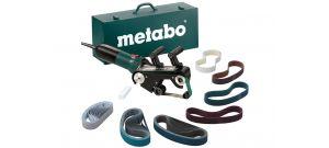 Metabo RBE 9-60 SET Buizenslijper incl. schuurbanden in metalen koffer - 900W - 30 x 533mm - 602183500