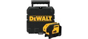 DeWalt DW083K 3-punts laser in koffer - 30m - DW083K-XJ