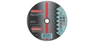 Metabo 616209000 Flexiarapid Super Doorslijpschijf - 125 x 0,8 x 22,23 mm