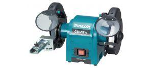Makita GB602 Dubbele tafelslijpmachine - 250W - 150 x 12,7 x 16mm