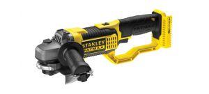 Stanley FMC761B 18V Li-Ion Accu haakse slijper body - 125mm - FMC761B-XJ