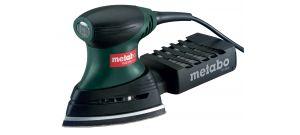 Metabo FMS 200 Intec handpalm schuurmachine in koffer - 200W - 150x100mm - 600065500