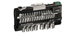"""Wera 5200995001 38-delige Tool-Check Automotive 1 Bit- en doppenset - 1/4"""""""