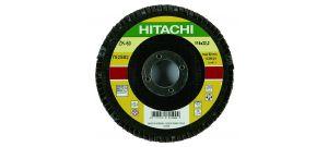 Hitachi 752581 Lamellenschijf - K40 - 115mm