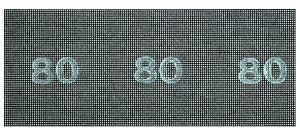 Bosch 2609256378 Schuurgaas - K80 - 93x230mm (5st)