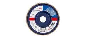 Bosch 2608601274 Lamellenschuurschijf X431 Standard for Metal - K40 - 125mm - Recht